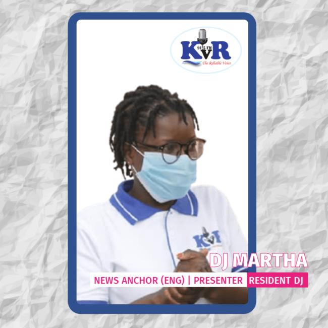 DJ Martha Bazuuka